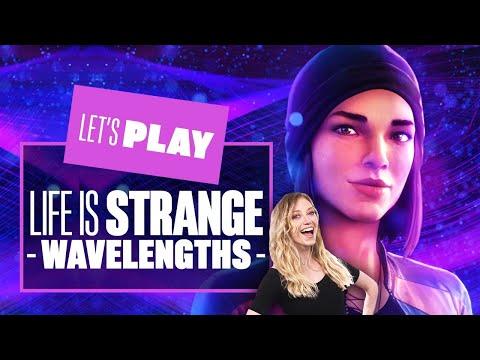Let's Play Life is Strange Wavelengths DLC! - LIFE IS STRANGE TRUE COLORS WAVELENGTHS PS5 GAMEPLAY