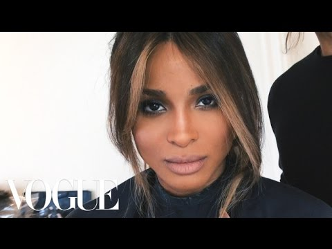 Ciara on How to Dress for the Red Carpet When You're Pregnant | Vogue
