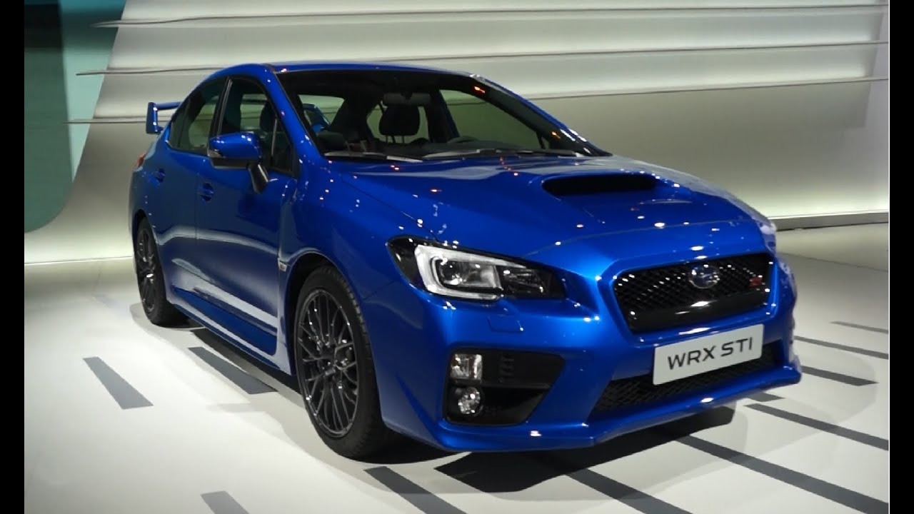 subaru impreza wrx sti 2015 3 youtube. Black Bedroom Furniture Sets. Home Design Ideas