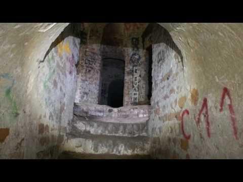 Ulaz u katakombe Petrovaradinske tvrđave - the tunnels under Petrovaradin fortress