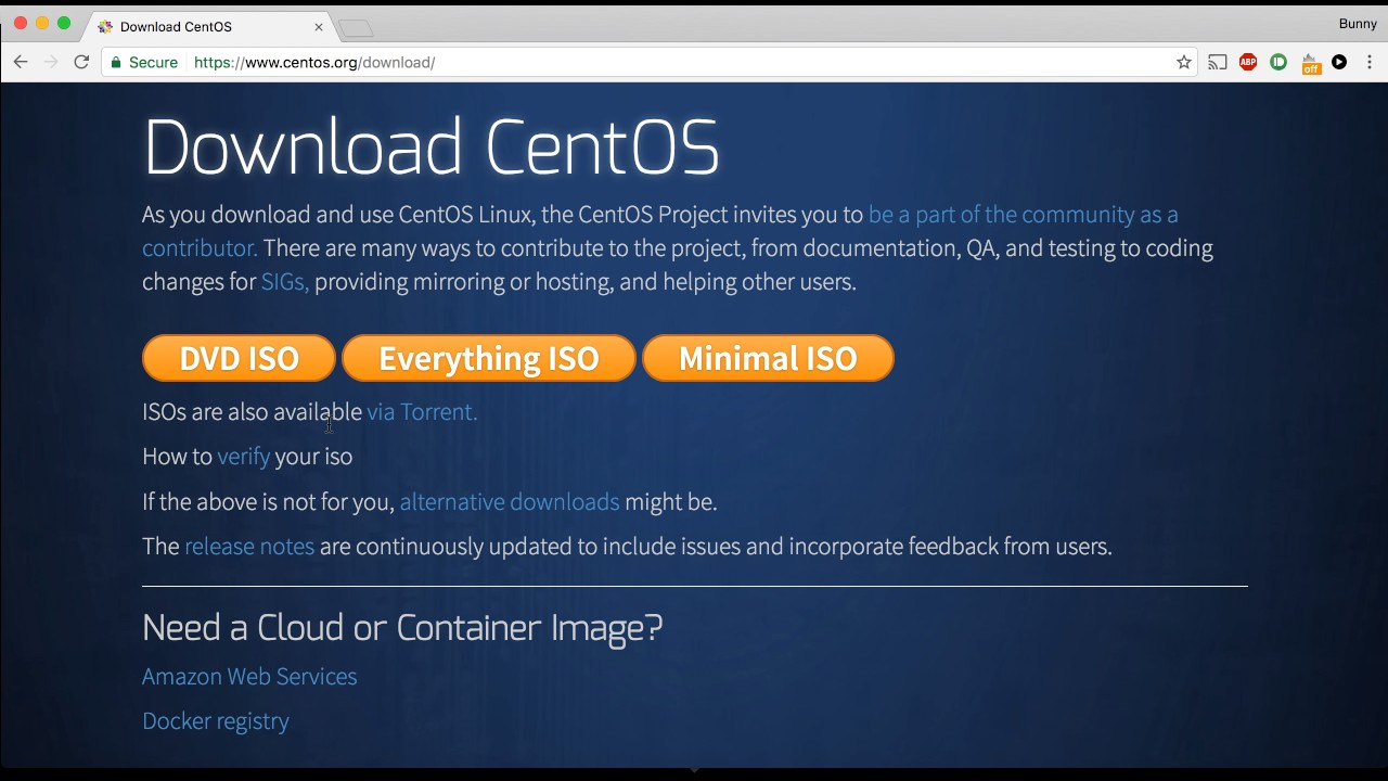How to download CentOS 6 iso