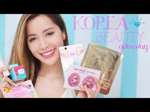 Mish's Giveaway: Korea Beauty Schwag
