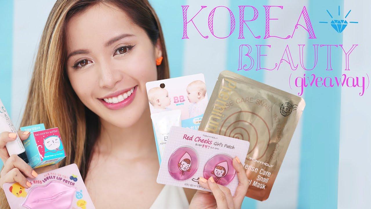 Mish's Giveaway: Korea Beauty Schwag - Mish's Giveaway: Korea Beauty Schwag