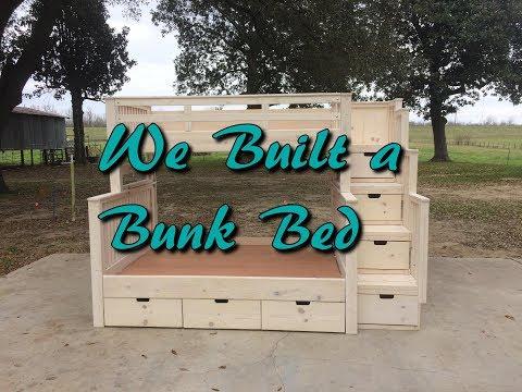 Bunk Bed Build