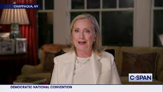 Hillary Clinton complete remarks at Democratic National Convention