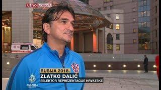 Dalić za AJB: Presretni smo zbog slavlja u Hrvatskoj, BiH i svijetu