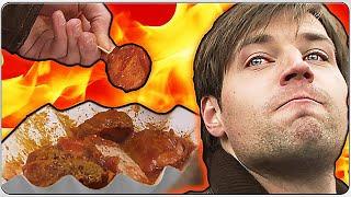 Currywurst bis die Kacke brennt - Die schärfste Currywurst