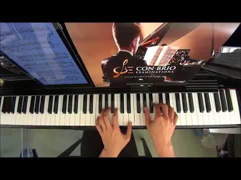 LCM Piano 2018-2020 Grade 3 List B7 Schubert Ecossaise D.299 No.8 by Alan