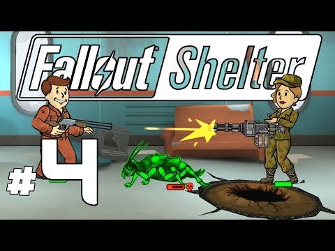 Fallout Shelter PC - Ep. 4 - Overseer Office and Quests! - Lets Play Fallout Shelter PC Gameplay