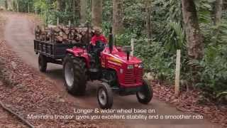 Mahindra 595 MKM Tractor (50 HP category) - Product Walk Around with English Subtitles
