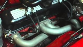 Team Starfish Vintage Racing Barracuda Engine Tour
