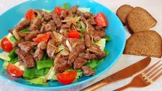 Внимание для любителей салатов новый рецепт!! Очень вкусный и простой салат.Рецепты салатов