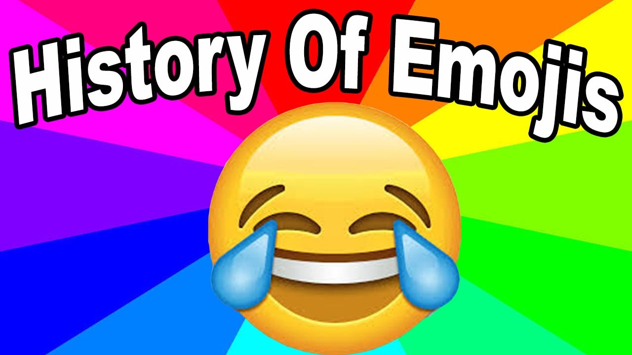 who created emojis a look at the history origin and meaning of