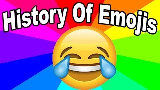 Who created emojis? A look at the history, origin and meaning of emoji