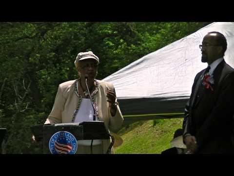 African American Cultural Garden – Dorothy Adams