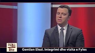 A1 Report - Tete a Tete, ne studio Gentian Elezi, 5 Mars 2014