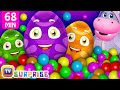 Magical Ball Pit Show for Kids + More ChuChu TV Surprise Eggs Learning Videos SUPER COLLECTION 4