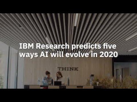 IBM Research's 2020 AI Predictions