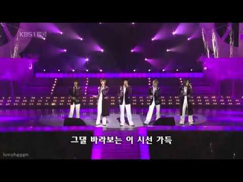 [050109] DBSK - Magic Castle + Mideoyo (Believe) Live Performance
