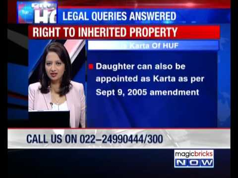 property rights of daughter