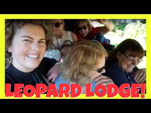 SOUTH AFRICAN ROAD TRIP: LEOPARD LODGE HARTBEESPORT SOUTH AFRICA TRAVEL VLOG!