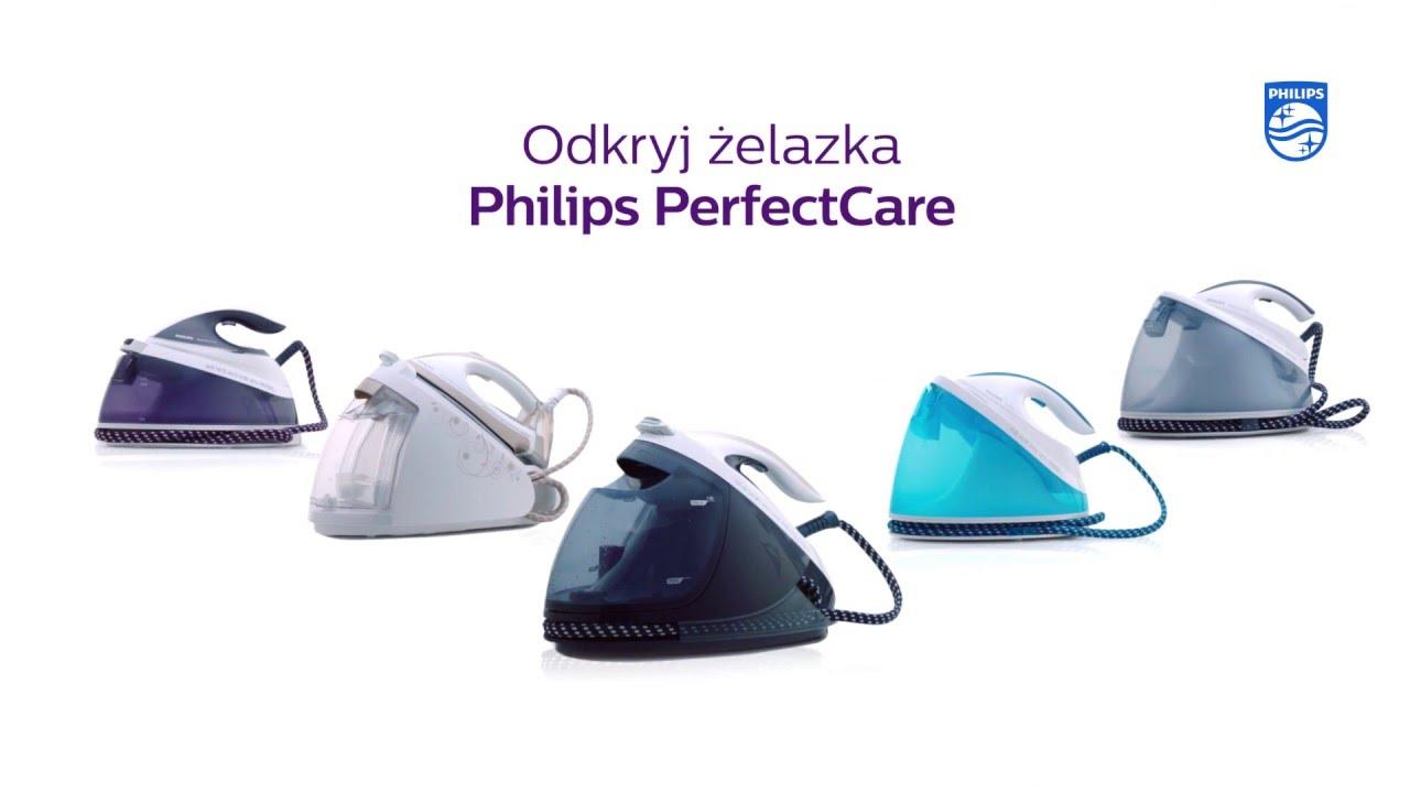 d20ba36971e19 Prasowanie w pionie z generatorem pary Philips Perfect Care - YouTube