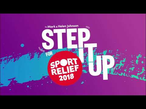 Step It Up School Song || Sport Relief 2018 || MY GIRL