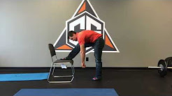 Don't Make Your Back Pain Worse by Stretching the Hamstrings Wrong!