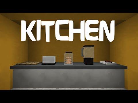 MrCrayfish's Furniture Mod Update #27 - BLENDER, TOASTER, AND MORE!
