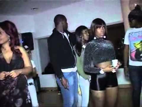 Lady Gangstar B'Day Party Part 1