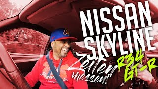 JP Performance - Nissan Skyline R34 GT-R | Zeiten messen!