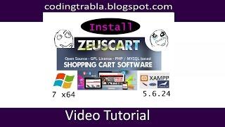 Install SuiteCRM 7 7 9 on windows 10 localhost ( XAMPP 7 1 7