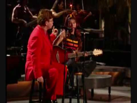 You're Still The One & Something About The Way You Look Tonight Shania and Elton John1999 Special