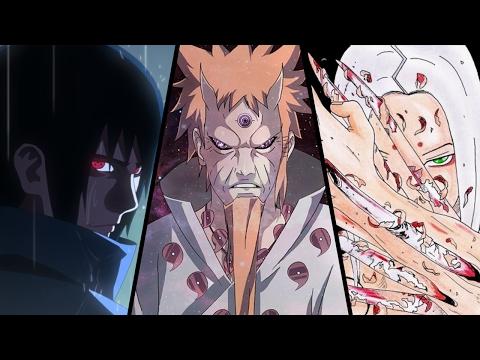 AS 10 KEKKEI GENKAI MAIS PODEROSAS (Naruto)   Player Solo