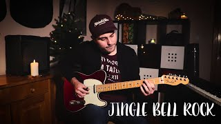 Andrej Urminský | JINGLE BELL ROCK | fingerstyle