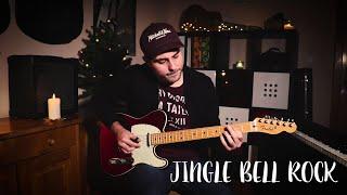 Andrej Urminský   JINGLE BELL ROCK   fingerstyle