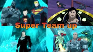 Superman is back | Reign of the supermen 2019 |HD| Teamup with superboy & Steel | Death of Superman