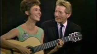 Caterina Valente, Danny Kaye--Bossa Nova Medley, 1965 TV