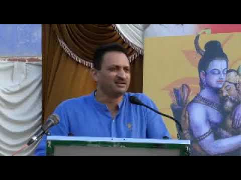 Speech By Sri Anantkumar Hegde, Hon'ble Union MoS-SD&E in Patita Pavana Samavesha at Jamakhandi