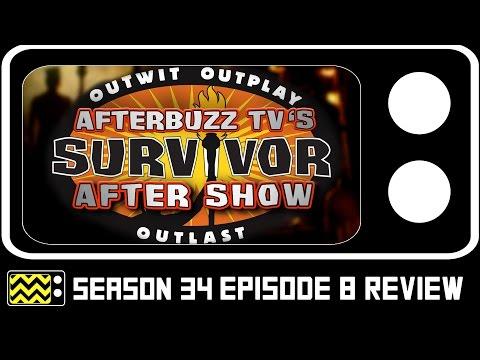 Survivor Season 34 Episode 8 & 9 Review w/ Charlie Lind | AfterBuzz TV