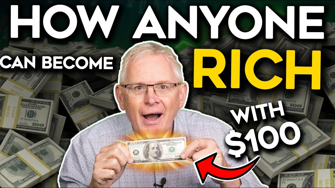 Download Millionaire Tries The Investing $100 Challenge! (This Is How to Invest For Beginners)