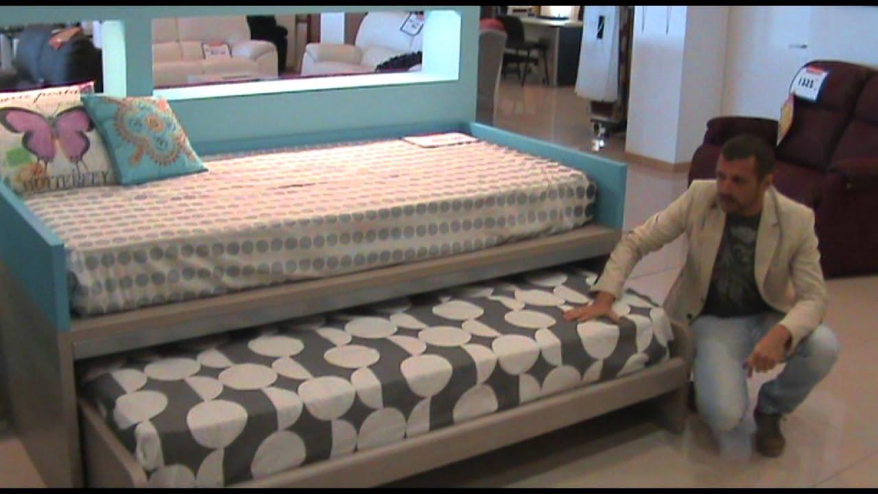 Trucos y consejos tipos y alternativas para las camas en for Sofa cama para habitacion juvenil