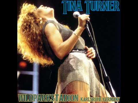 Tina Turner Live At Wildparkstadion Foreign Affair Tour 1990 Steamy Windows && Typical Male