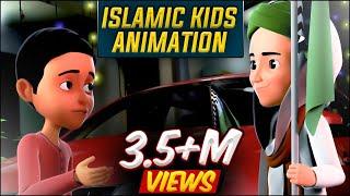 Islamic Kids Cartoon | Rabi ul Awwal Special | Milad e Mustafa | Ghulam Rasool | 3D Animation