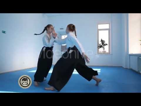 Beautiful Girls in AIKIDO ! AIKIDO Tribute