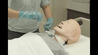 HVRSS 8. Tracheostomy Suction at Home