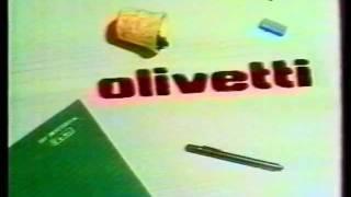Рекламный ролик Olivetti. Харьков. 1995 год.