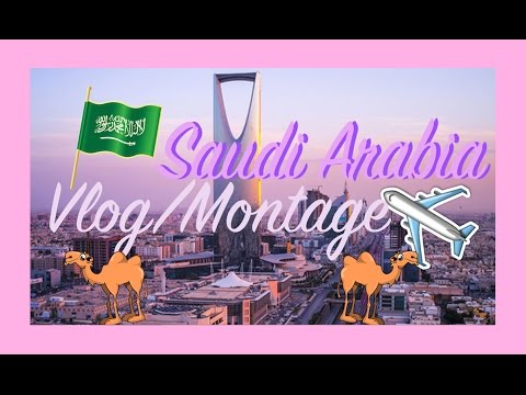 Philippines To Saudi Arabia Vlog/Montage