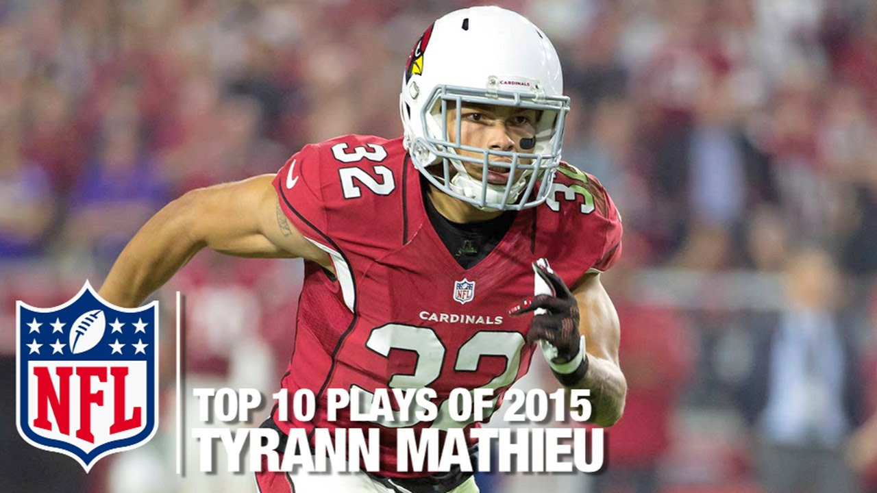 Top 10 Tyrann Mathieu Highlights of 2015