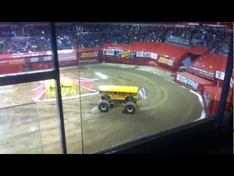 Monster Jam BMO Harris Bradley Center 2013